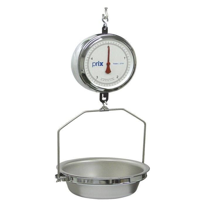 Balança Estimadora de Peso 2114 15kg - Toledo