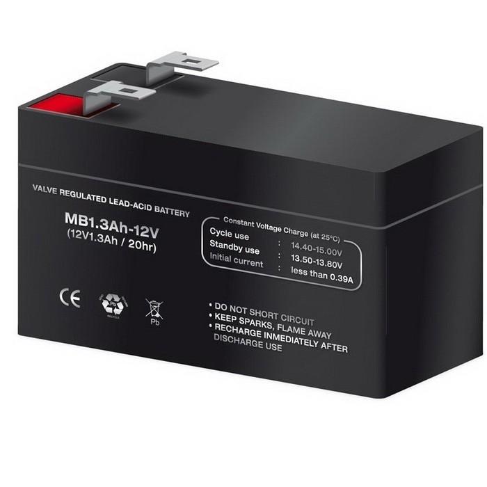 Bateria Relógio de ponto henry ponto E