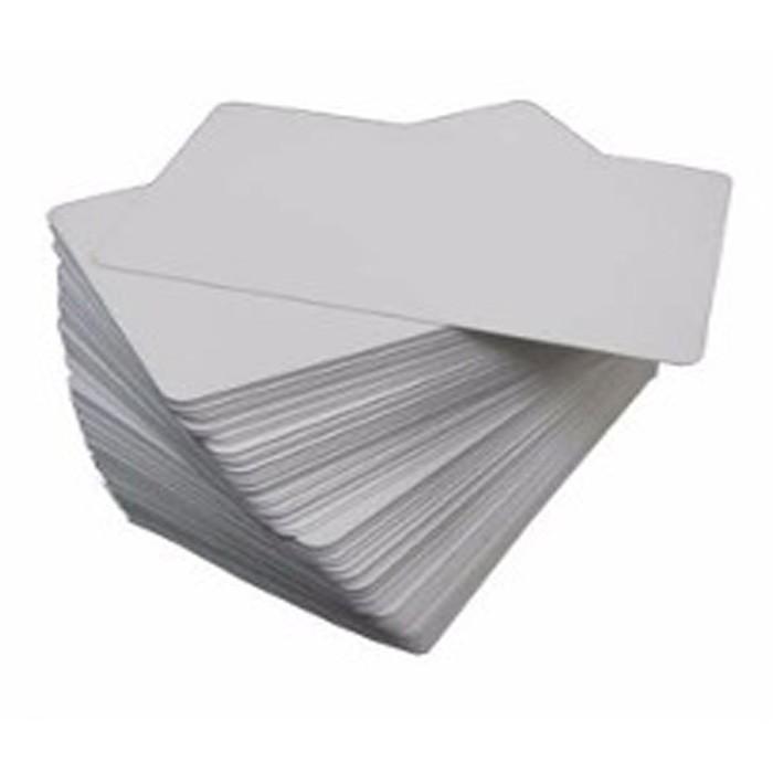 Cartão PVC Branco (50 unidades)