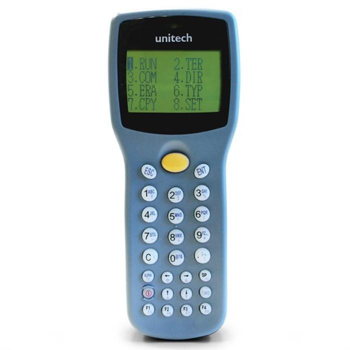 Coletor de Dados Unitech HT 630 2,5MB