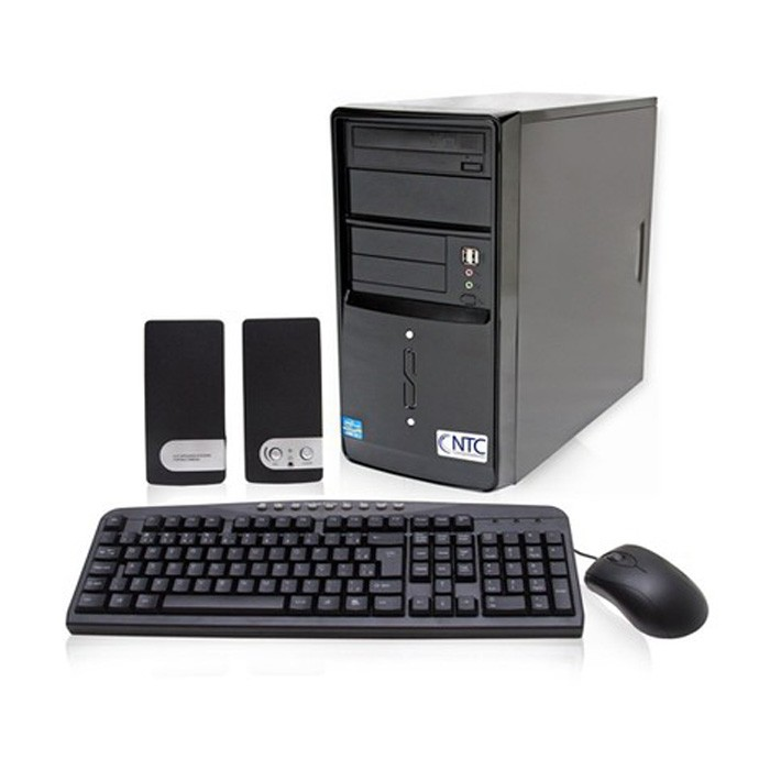 Computador NTC com Processador Intel Core i5, 4GB de Ram, HD 1TB