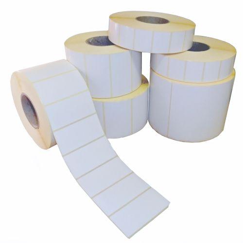 Etiquetas Adesiva Balança Filizola Elgin Toledo 60x30mm (48 rolos)