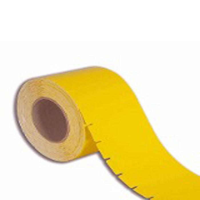 Etiquetas Universal para Gôndola na cor amarelo 105x30mm (20 rolos)