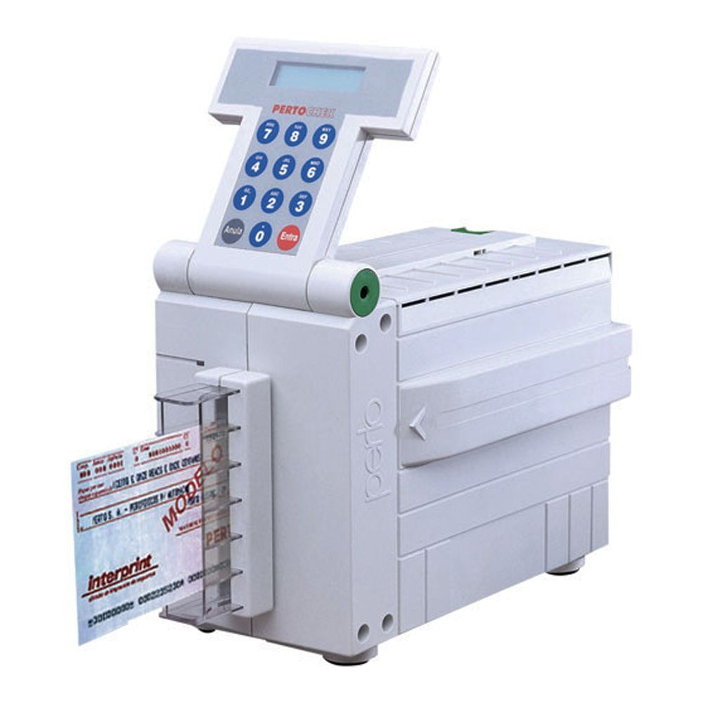 Impressora de Cheque Perto 502S