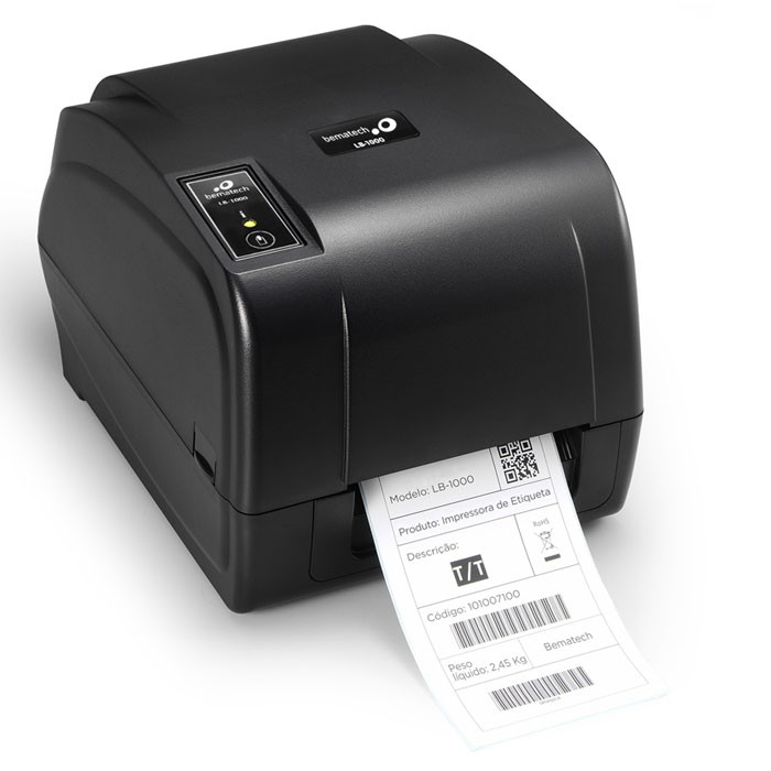 Impressora de Etiquetas Bematech LB 1000
