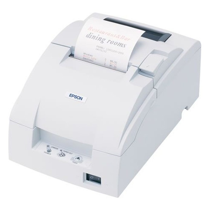 Impressora não fiscal Térmica Epson TM U220 Serrilha