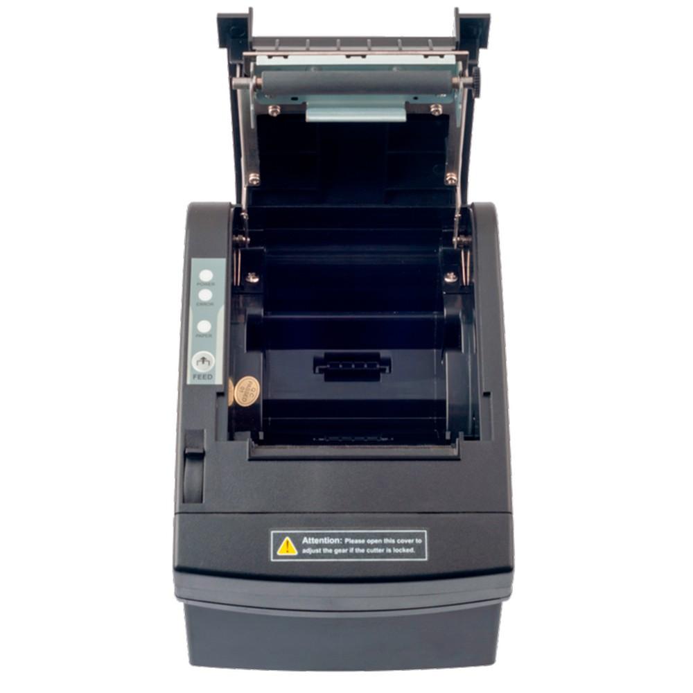 Impressora térmica Elgin i8 Ethernet USB Serial
