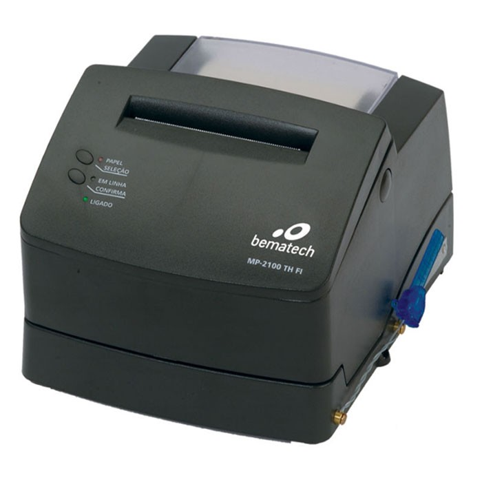 Impressora Térmica Fiscal Bematech MP2100 TH FI