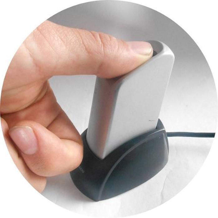 Leitor de Impressão Digital Biométrico NITGEN Hamster DX - HFDU06