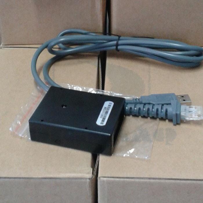 Mini Leitor de Código de Barras Portátil Laser NT-301 USB