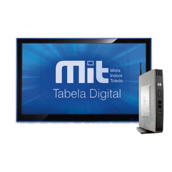 MIT Mídia Toledo Manager 1 Licenças