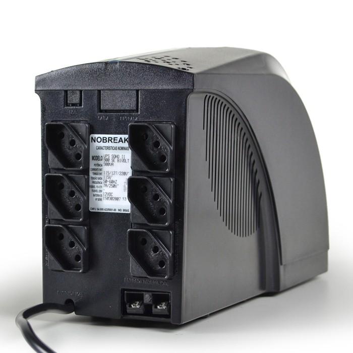 Nobreak TS SHARA 800VA UPS Soho II