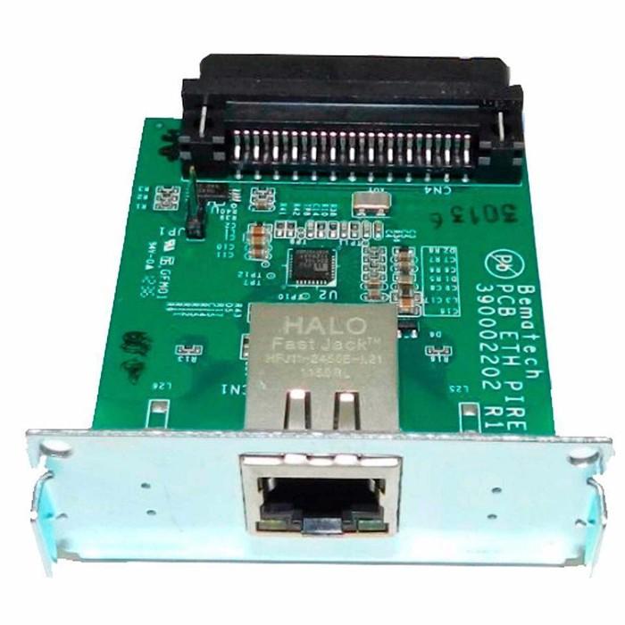 Placa de Interface Ethernet para Bematech MP4200