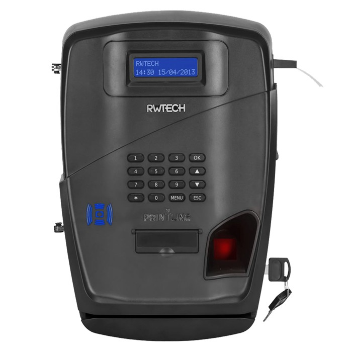 Relógio de Ponto RWTech Pointline BIOPROX-S