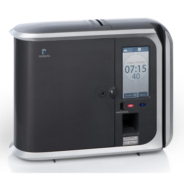 Relógio de Ponto TopData INNER Rep Plus LC Bio Prox