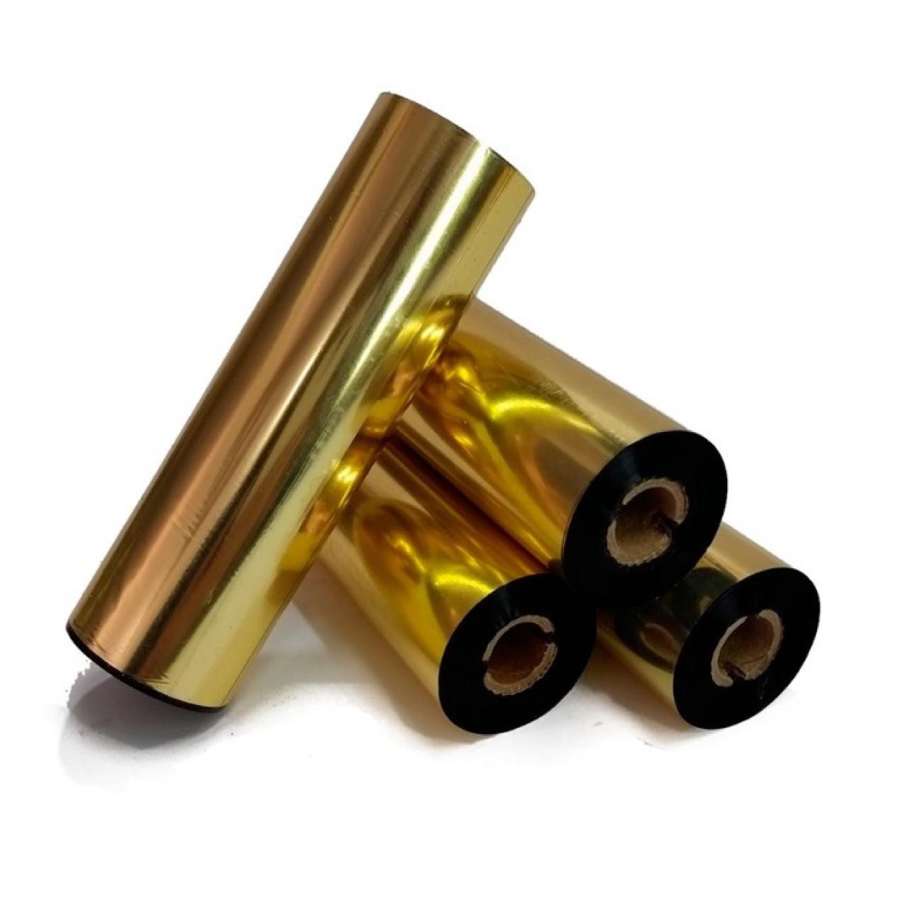 Ribbon Misto para Impressora de Etiquetas 110m x 74m (6 unidades)