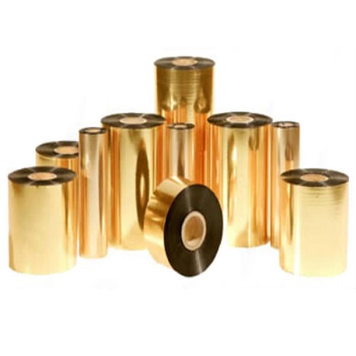Ribbon Resina para Impressora de Etiquetas 110mm x 74m (6 unidades)