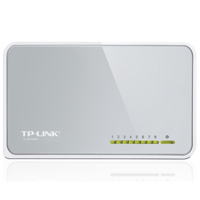 Switch TP LINK 8 portas 10/100