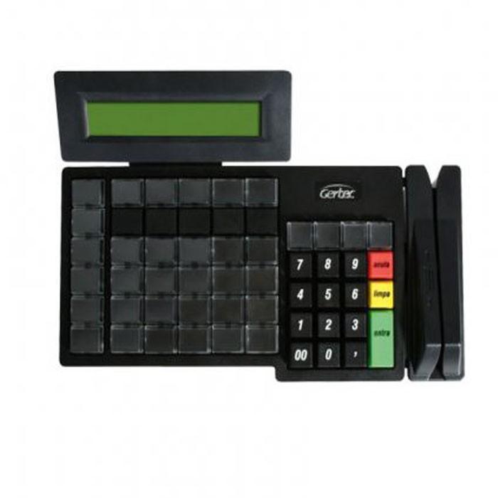 Teclado Automação Gertec TEC 55 Display