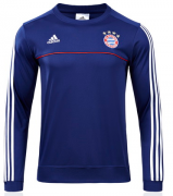 AGASALHO DO BAYERN DE MUNIQUE 2018 AZUL