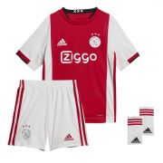 AJAX KIT INFANTIL 2020, UNIFORME TITULAR