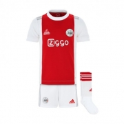 AJAX KIT INFANTIL 2022, UNIFORME TITULAR