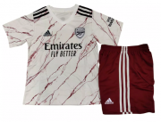 ARSENAL FC KIT INFANTIL 2021, UNIFORME RESERVA