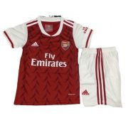 ARSENAL KIT INFANTIL 2021, UNIFORME TITULAR