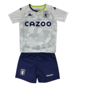 ASTON VILLA KIT INFANTIL 2021, UNIFORME 3