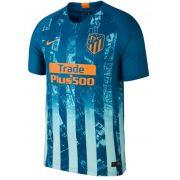 74df9692b2652 espanha+la+liga+espanhola+atletico+de+madrid+nova+camisa+2018+ ...
