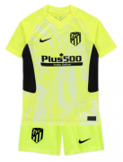 ATLÉTICO DE MADRID KIT INFANTIL 2021, UNIFORME 3