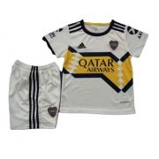 BOCA JUNIORS KIT INFANTIL 2021, UNIFORME RESERVA