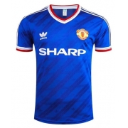 CAMISA MANCHESTER UNITED RETRÔ 1986 UNIFORME 3
