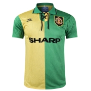 CAMISA MANCHESTER UNITED RETRÔ 1992/1994 UNIFORME 3