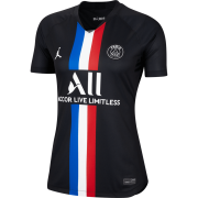 CAMISA FEMININA PSG 2020, UNIFORME 4, PARIS SAINT GERMAIN