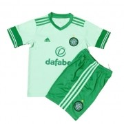 CELTIC KIT INFANTIL 2021, UNIFORME RESERVA