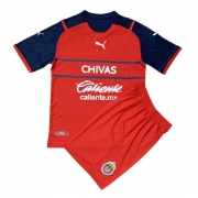 CHIVAS KIT INFANTIL 2022, UNIFORME 3