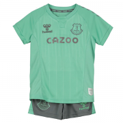 EVERTON FC KIT INFANTIL 2021, UNIFORME 3