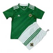 IRLANDA DO NORTE KIT INFANTIL 2020, UNIFORME TITULAR
