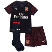KIT INFANTIL ARSENAL 2019 RESERVA, UNIFORME COMPLETO
