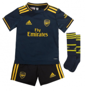 KIT INFANTIL ARSENAL 2020 RESERVA, TERCEIRO UNIFORME COMPLETO
