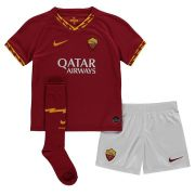 KIT INFANTIL AS ROMA 2020, UNIFORME TITULAR COMPLETO