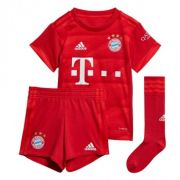 KIT INFANTIL BAYERN DE MUNIQUE 2020 TITULAR, UNIFORME COMPLETO