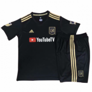 KIT INFANTIL LOS ANGELES FC 2020 TITULAR, UNIFORME COMPLETO