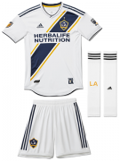 KIT INFANTIL LOS ANGELES GALAXY 2019 TITULAR, UNIFORME 1 COMPLETO