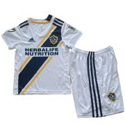 KIT INFANTIL LOS ANGELES GALAXY 2020 TITULAR, UNIFORME COMPLETO