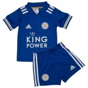 LEICESTER CITY KIT INFANTIL 2021, UNIFORME TITULAR