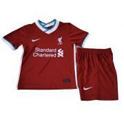 LIVERPOOL KIT INFANTIL 2021, UNIFORME TITULAR