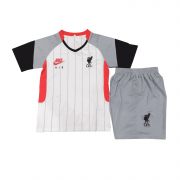 LIVERPOOL KIT INFANTIL 2021, UNIFORME 4