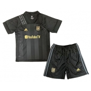 LOS ANGELES FC KIT INFANTIL 2021, UNIFORME TITULAR